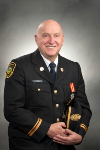 Ron Yourk - Saskatoon Fire Department